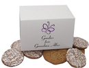White Gift Box with Your Choice of Design
