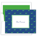 Blue Whale Note Cards