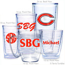Chicago Bears Personalized Tumblers