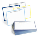 The Hamptons Border Note Cards Collection