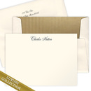 Luxury Drake Flat Note Card