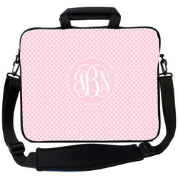 Baby's Breath Laptop Bag