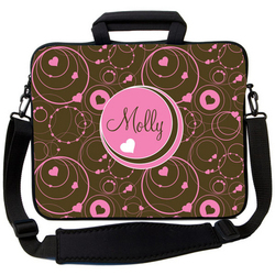 Ring Around My Heart Laptop Bag