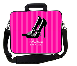 Black Ball Shoes Laptop Bag