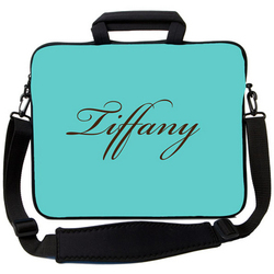 Robin's Egg Blue Laptop Bag