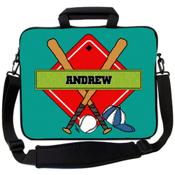 Baseball Laptop Bag