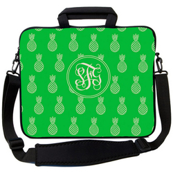 Apple Pineapple Laptop Bag