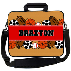 Play Ball Laptop Bag