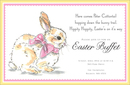 Sweet Bunny Invitations