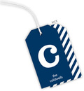 Navy and White Little Hanging Gift Tags