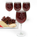 Maestro 19 oz. Colossal Wine Glassware Set of 4
