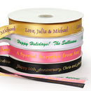 Personalized 7/8 inch<br> Satin Ribbon