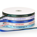 Personalized 3/8 inch Satin Ribbon