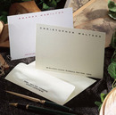 Metro All-In-One Note Cards