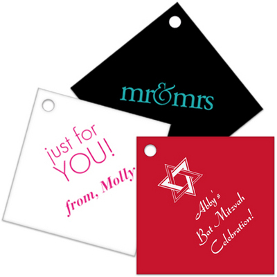 You Design Your Gift Tag Set