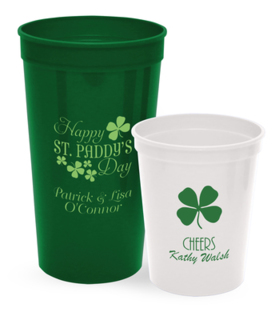 Stadium Cups for<br> All Occasions