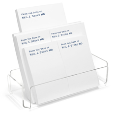 Two Line Notepad Collection