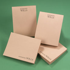 Emphasis Notepad Collection