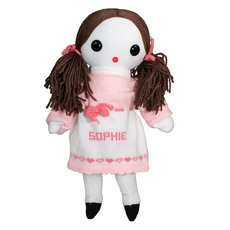 Personalized Soft Doll
