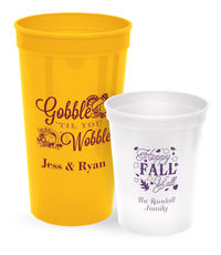 Personalized Stadium Cups for All Occasions