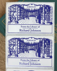 Library Bookplates