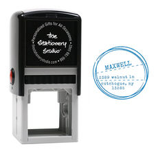 Maxwell Self Inking Stamper