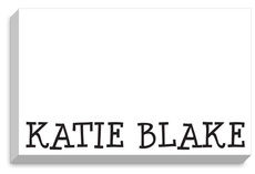 Blake Big and Bold Notepads