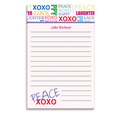 Cool Type Notepads