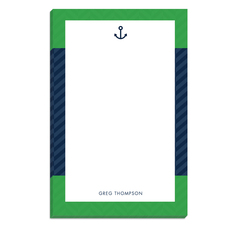 Nautical Anchor Notepads