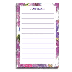 Floral Painting Notepad