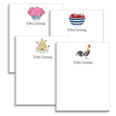 Country Kitchen Notepad Collection