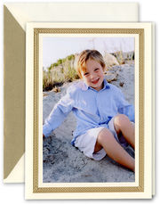 Classic Cable Digital Photo Cards
