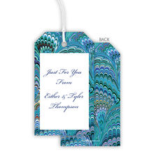 Marble Hanging Gift Tags