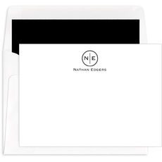 Heavy Weight Stationery Personalized