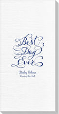 Best Day Ever Deville Guest Towels