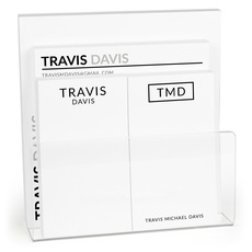 Davis Notepad Collection
