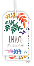 Watercolor Botanical Hanging Gift Tags