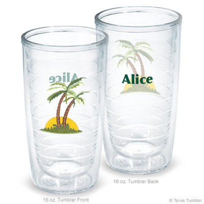 Personalized Sunset Tervis Tumblers