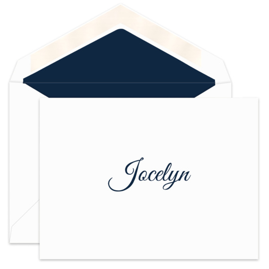 Jocelyn Folded Note Cards