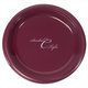 Personalized Monogrammed Plastic Plates Image 1 of 2