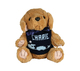 Plush Stuffed Dog with Personalized Sweater Image 1 of 3