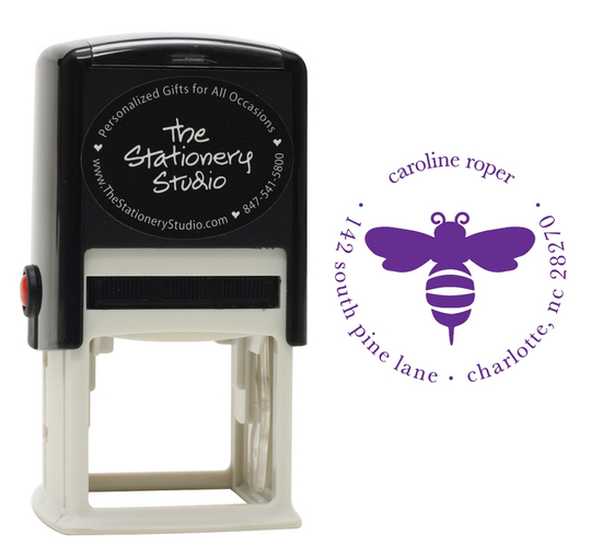 Bumble Bee Self-Inking Stamper