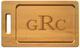 Maple 20 inch Personalized Handle Grill Cutting Board Image 1 of 2