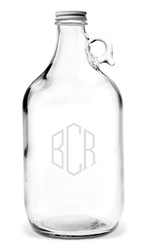Personalized 64 oz.<br> Beer Growler