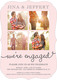 Blush Our Love Story Engagement Invitations Image 3 of 5