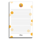Emoji Silly Dots Notepads Image 2 of 2