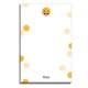 Emoji Silly Dots Notepads Image 1 of 2