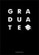 Black with Gold Foil Graduate Invitations Image 5 of 5