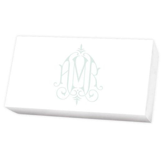 Henley Watercolor Monogram List- REFILL ONLY