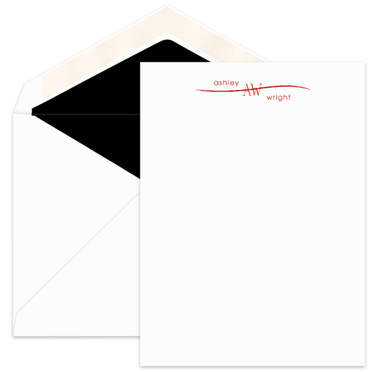 Spa Flat Note Cards